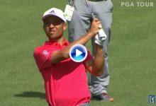 La primera jornada de la gran final del PGA Tour resumida en 2′ con Rory, Koepka, JT, Schauffele…