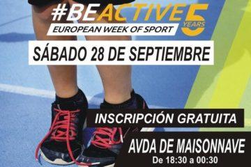 Alicante se suma a la Semana Europea del Deporte y transformará Maisonnave en un gran campo de juego