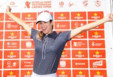 Recari, desde el Top 5, principal propuesta española en el comienzo del Mediterranean Ladies Open