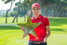 Carlota Ciganda conquista su 4º título Europeo tras vencer en el Mediterranean Ladies Open en Sitges