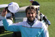 Dani Berna, referente del golf soriano, supera la 1ª fase de la Escuela del European Tour en Alemania