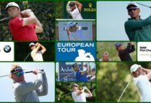Todo listo para que dé comienzo el BMW PGA., 5º Grande europeo, con 10 españoles en el campo