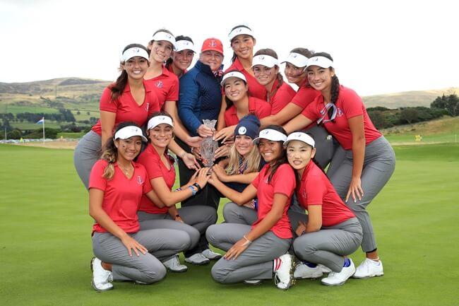 EEUU gana a Europa la PING Junior Solheim Cup. Esta es la 4ª victoria consecutiva de las americanas