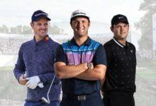 La «Triple R», Rahm, Rose, Reed, partidazo para los dos 1os. días en el BMW PGA, el 5º Grande europeo