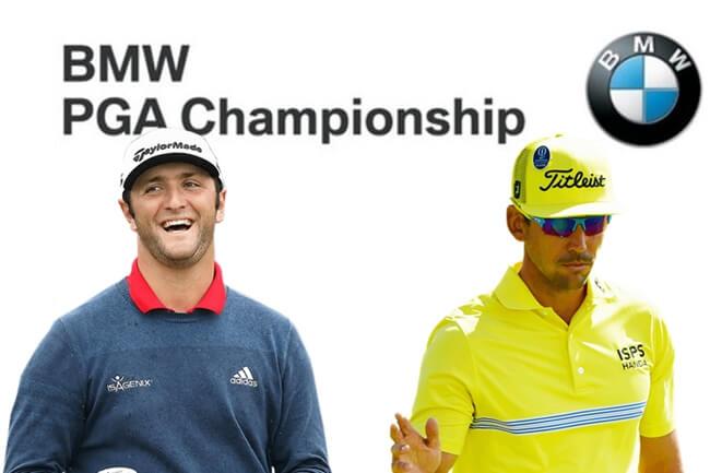 Jon Rahm y Rafa Cabrera Bello pelearán por el BMW PGA este domingo