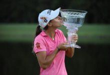 Marta Sanz obtiene su 2ª victoria en el Symetra de la LPGA tras imponerse en el IOA Golf Classic