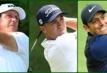 «Lefty», Thomas y Molinari, estrellas en el Safeway Open, 3ª prueba de la temporada en el PGA Tour