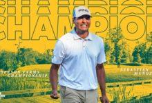 El PGA sigue hablando español gracias a Sebastián Muñoz, quien se impuso a Im en el PlayOff
