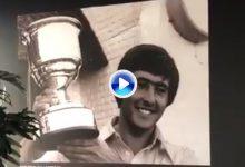 El KLM Open le rinde esta semana un sincero homenaje a Seve a través de la sala de jugadores