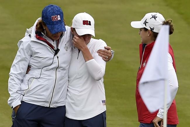 La norteamericana reconoció la decepción que le deja no poder participar en el torneo. Foto: @LPGA