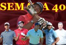 Un título, el de Jon Rahm en el Open de España y otros 5 Top 10, botín de la Armada en la Semana 40