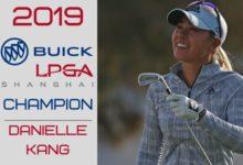 Danielle Kang revalida el título de campeona en el Buick con Carlota (T28) como mejor nacional