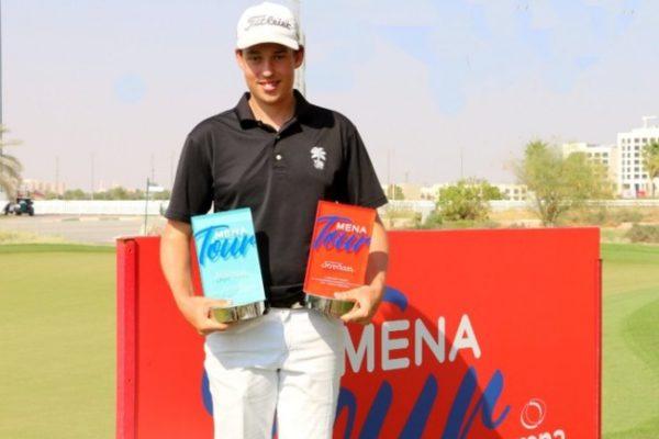 Josh Hill se convierte en el jugador más joven de la historia en ganar un evento del ranking mundial