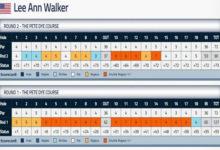 Una 'Pro' es penalizada con ¡58 golpes! en el Senior LPGA Champ. tras infringir una y otra vez la norma