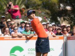 Azahara Muñoz acude al Andalucía Costa del Sol Open de España a la búsqueda de su tercer título