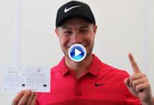 ¿Recuerdas… el único 59 en la historia del Tour? Lo firmó Fisher en el Portugal Masters del año 2018