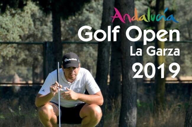 Imagen del cartel del Andalucía Golf Open La Garza 2019
