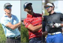 ¡¡Boommm!! Cabrera Bello, Arnaus y Del Val, partido estelar en Open de España (HORARIOS y PARTIDOS)