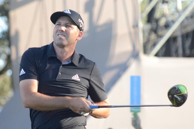 Sergio García pugnará el domingo por el primer triunfo del curso en Abu Dhabi. El español, cuarto