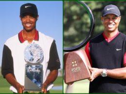 Estos son los 82 títulos ganados por Tiger Woods al detalle. El primero sucedía un 6 de octubre de 1996