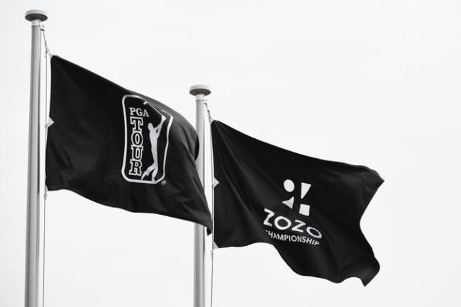 Zozo Champ., 2ª jornada, PGA Tour, Lluvia