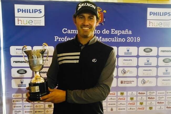 Alfredo García-Heredia Campeonato de España 2019