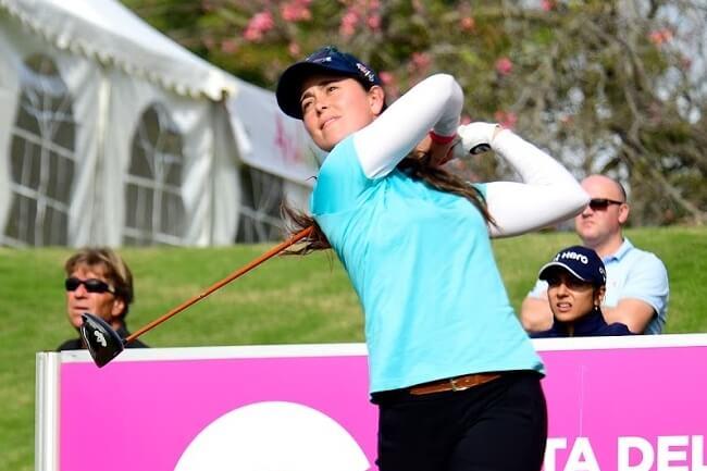 2019 Open de España Femenino - martes Nuria Iturrioz