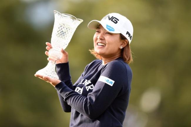 Ai Suzuki, Toto Japan Classic, LPGA, Seta Golf Club,