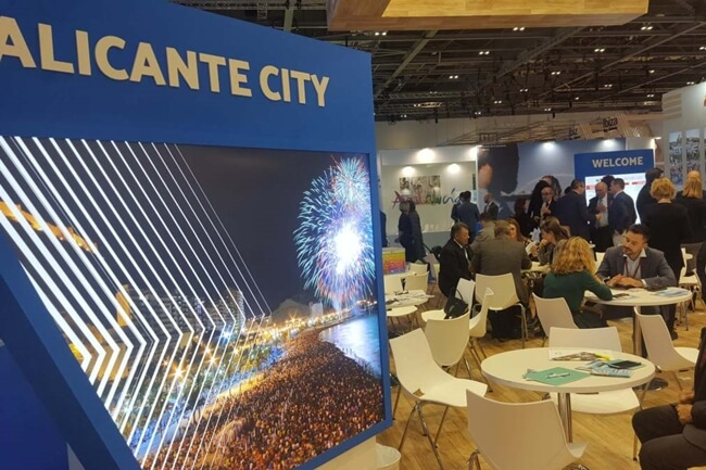 Alicante World Travel Market