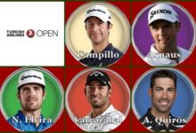 Seis españoles a por el Turkish Airlines Open, otro millonario evento descafeinado por las ausencias