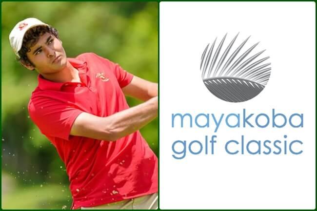 El todavía amateur Eugenio López-Chacarra, único español e invitado en el Mayakoba del PGA Tour