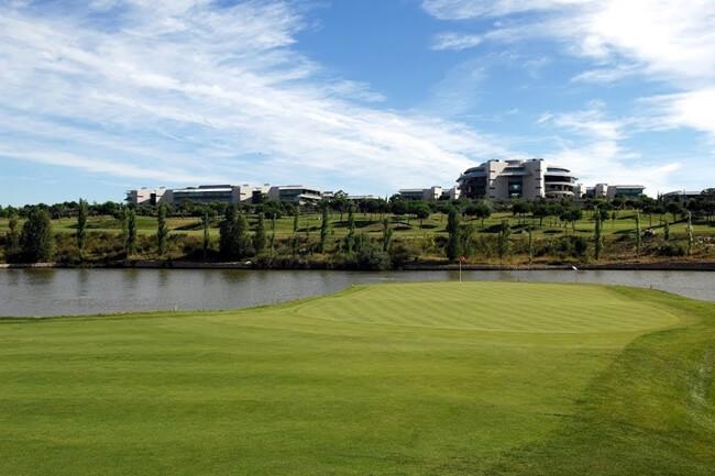 Golf Santander hoyo 7