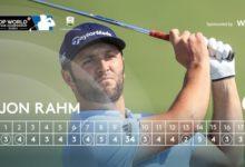 Rahm toma la directa hacia la Race to Dubai y… ¿también a por el DP World Tour? El español, colíder
