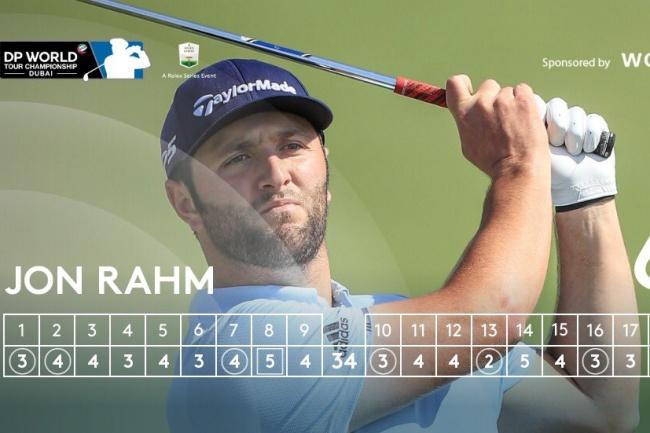 Jon Rahm, DP World Tour, Jumeirah Golf Estates, European Tour,