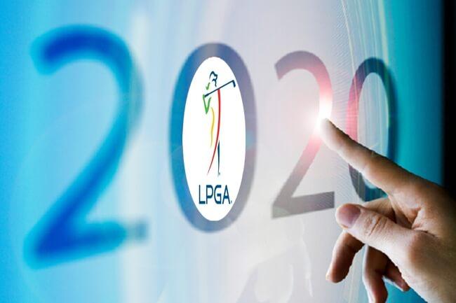 LPGA Calendario 2020
