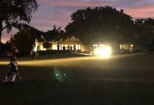 El clasificatorio del RSM Classic del PGA se acabó decidiendo en un PlayOff bajo la luz de un camión