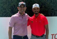 Ramón Bescansa, el otro español que triunfa en el PGA Tour. Tiene a ocho jugadores en el Mayakoba