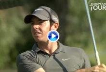 Rory, Tiger, Rose… protagonistas en el Top 10 de los mejores golpes en la historia del Turkish Airlines