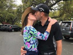 Sergio García será padre por segunda vez en abril según anunció en Redes Sociales el propio jugador