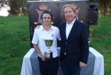 Alvaro Mueller-Baumgart ya el 9º mejor jugador del mundo amateur tras su victoria en la Copa Baleares