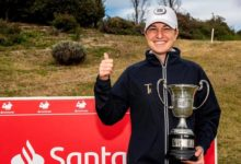 Luna Sobrón se alía con el viento para revalidar título en el Camp. de España de Profesionales