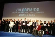 La ciudad de Almería se vistió de gala para acoger los Premios Capital Española de la Gastronomía '19