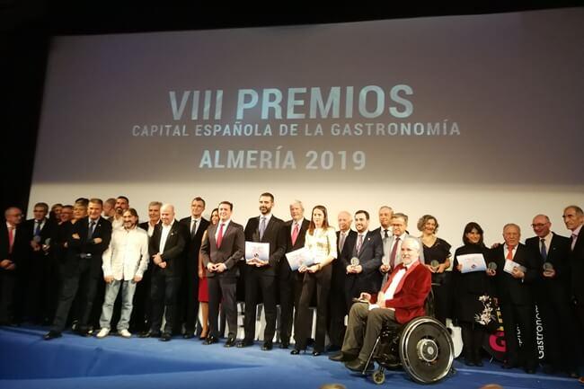 Almería 2019 Premios Gastronomía