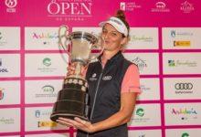 Gran 4º puesto de 'Aza' en el Andalucía Costa del Sol Open de España en el que Van Dam revalida título