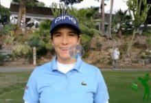 Azahara Muñoz, campeona en la LPGA y 5 veces en el LET, elogió a OpenGolf en su 10º Aniversario