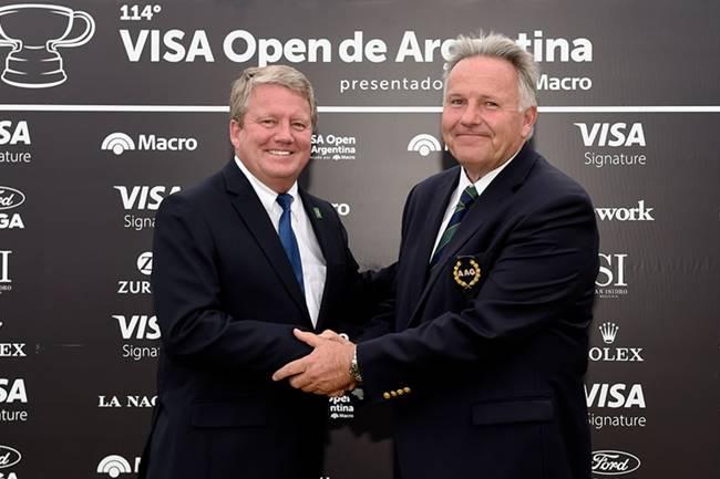 El VISA Open de Argentina formará parte del calendario de PGA TOUR Latinoamérica hasta 2029. Foto PGA TOUR