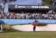 A la venta las entradas para el Mutuactivos Open de España 2020 a celebrar entre el 15 y 18 octubre