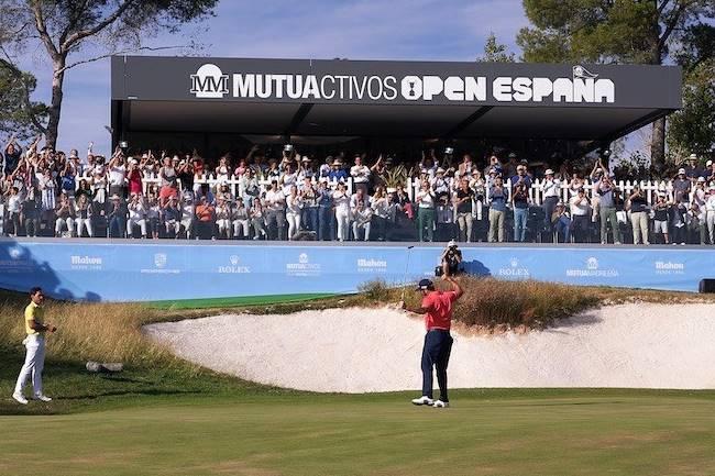 Entradas Open de España 2020
