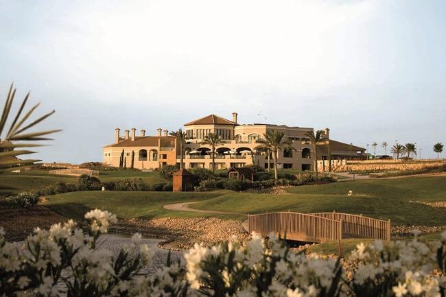 Hacienda del Alamo Casa Club
