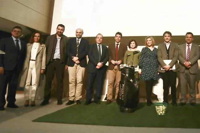 Informe Estudio Turismo Golf Comunidad Valenciana